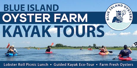 Blue Island Oyster Farm & Kayak Tours tickets