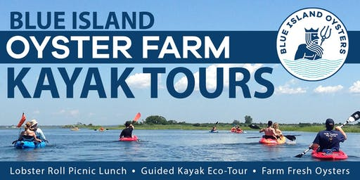 Blue Island Oyster Farm & Kayak Tours