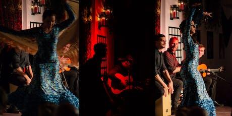 Flamenco Andalusí Sevilla entradas