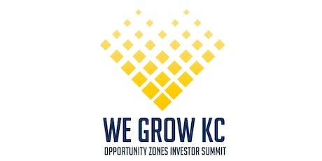 We Grow KC tickets