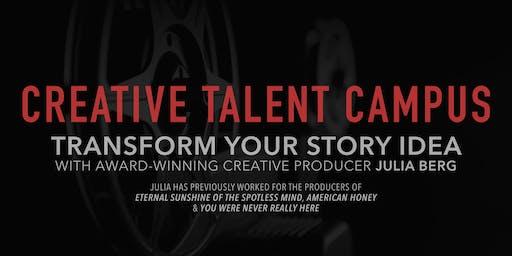 Creative Talent Campus: Transform Your Story - L.A.