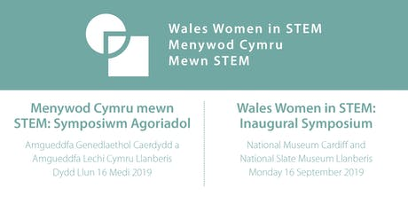Wales Women in STEM: Inaugural Symposium tickets