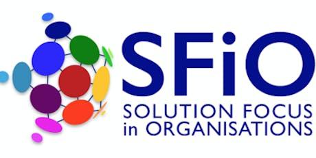 SFiO Online: Meaningful conversations – narrative Elemente in lösungsfokussierter Beratung Tickets