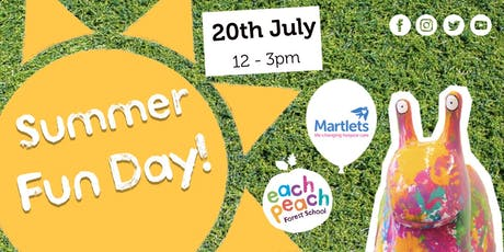 Each Peach Summer Fun Day tickets