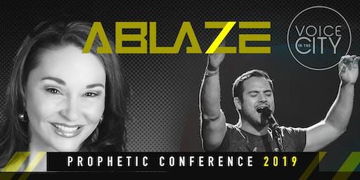 ABLAZE 2019: Prophetic Conference