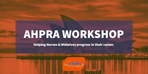 Galway | AHPRA Workshop for Nurses & Midwives