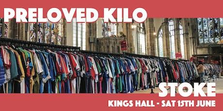 Stoke  Preloved Vintage Kilo tickets