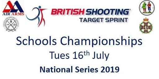 Schools Championships - National Series 2019