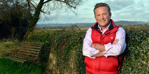 Lunch With Jules Hudson Presented By Worcestershire Federation Of WIs