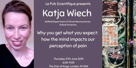 Why you get what you expect: how the mind impacts our perception of pain tickets