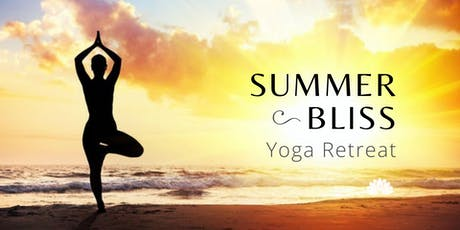 Summer Bliss: 3hr Yoga Retreat tickets