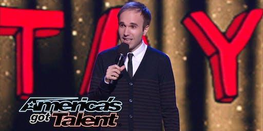 FREE America's Got Talent's comedian Taylor Williamson LIVE in San Antonio!