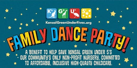 Family Dance Party! tickets