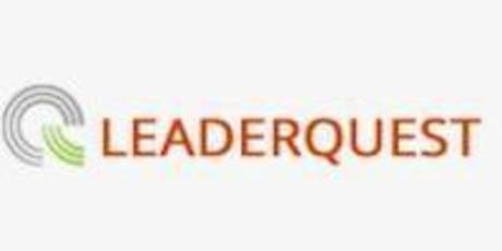 LeaderQuest presents - Online Job Search Strategies for Veterans:  What Recruiters See and How You Can Control the Narrative tickets