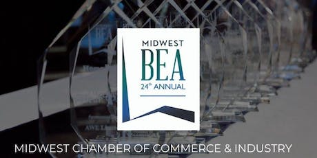 24th Annual Business Excellence Awards Midwest tickets