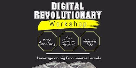 Asia First Digital Revolutionary  E-commerce Seminar (V-More) tickets