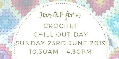 Chill-out Crochet Sunday tickets