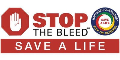 2019 Stop the Bleed Classes - WakeMed Cary