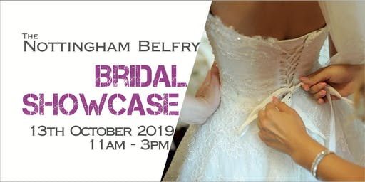 Nottingham Belfry Bridal Showcase