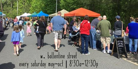 Holly Springs Farmers Market tickets