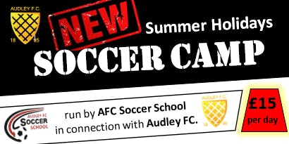 AFC Summer Soccer Camp - Week 1