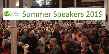 Summer Speakers 2019 tickets