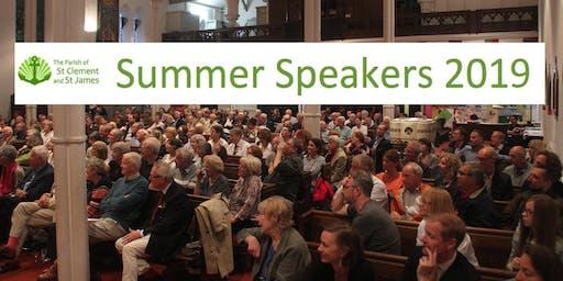 Summer Speakers 2019