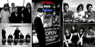 Britpop Bank Holiday Tour