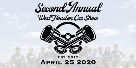 West Houston Car Show 2020 tickets