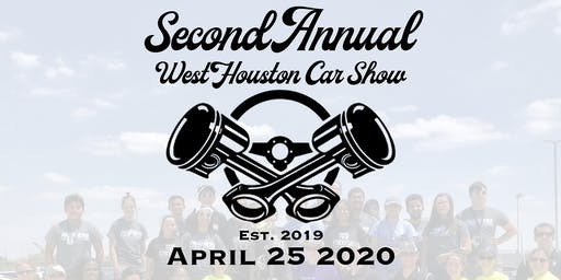 West Houston Car Show 2020