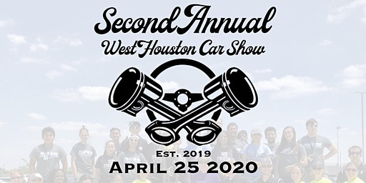West Houston Car Show 2020