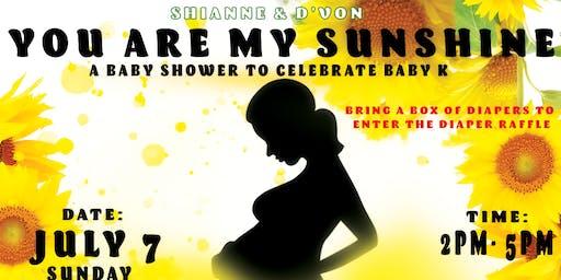 Shianne & D'von Baby Shower