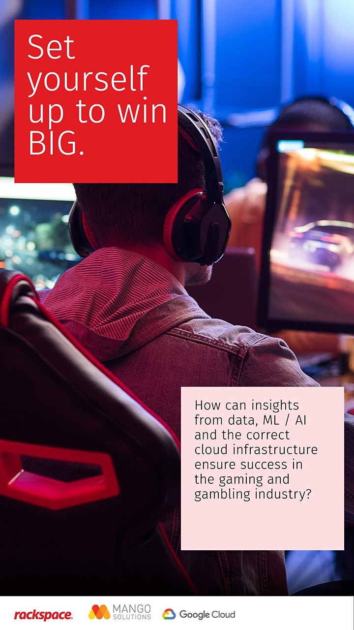 Win Big in Gaming with Google Cloud Anthos. image