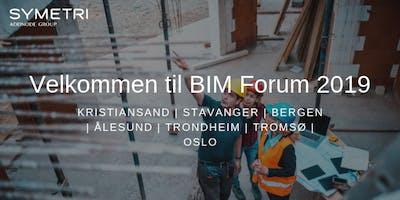 Symetri BIM Forum 2019 - Kristiansand
