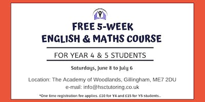 Free English and Maths Course - for Y4 & Y5
