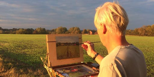 Painting En Plein Air - Take your painting outside