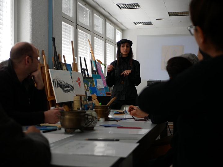 Experiencing the World of Persian Calligraphy image
