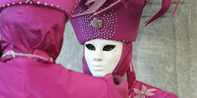 Venice Carnival Workshop - one or two day option