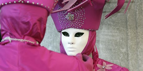 Venice Carnival Workshop - one or two day option tickets