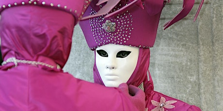 Venice Carnival Workshop - one or two day option biglietti