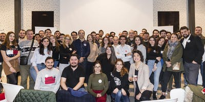 UX Coffee Talks Vol 5: Entrepreneurship Day