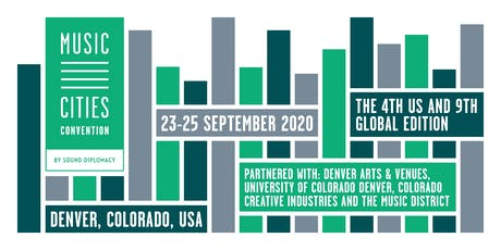 Music Cities Convention - Denver 2020 tickets