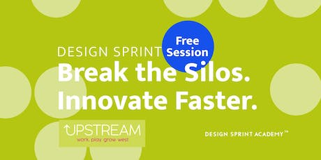 Break the silos. Innovate Faster!  tickets