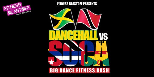 Dancehall vs Soca fitness dance party
