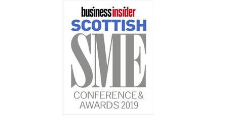 Business Insider Scottish SME Awards 2019 tickets