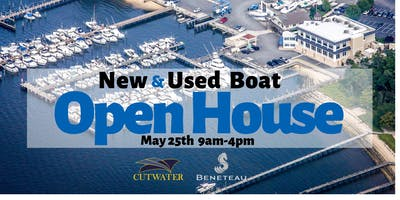 Clarks Landing Beneteau & Cutwater New and Used Boat Open House