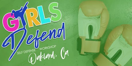 Girls Defend (Oakland) tickets
