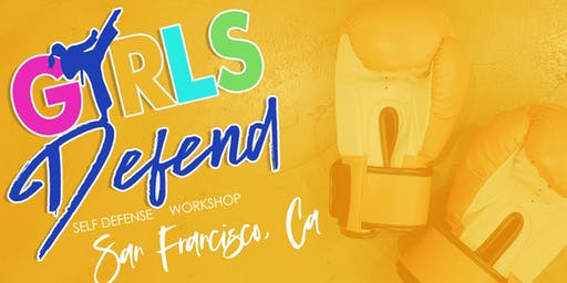 Girls Defend (San Francisco)