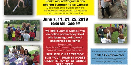 Summer Horse Camps