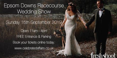 Epsom Downs Racecourse Wedding Show tickets